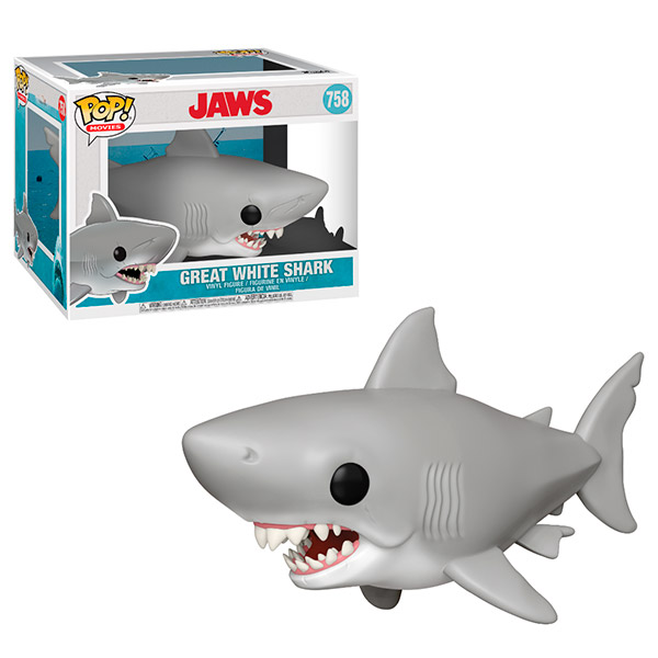 Pop Jaws - Great White Shark 758