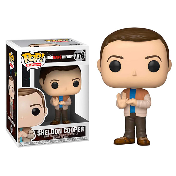 Pop Sheldon Cooper 776