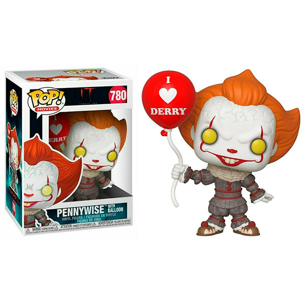 Pop Pennywise with Ballon 780
