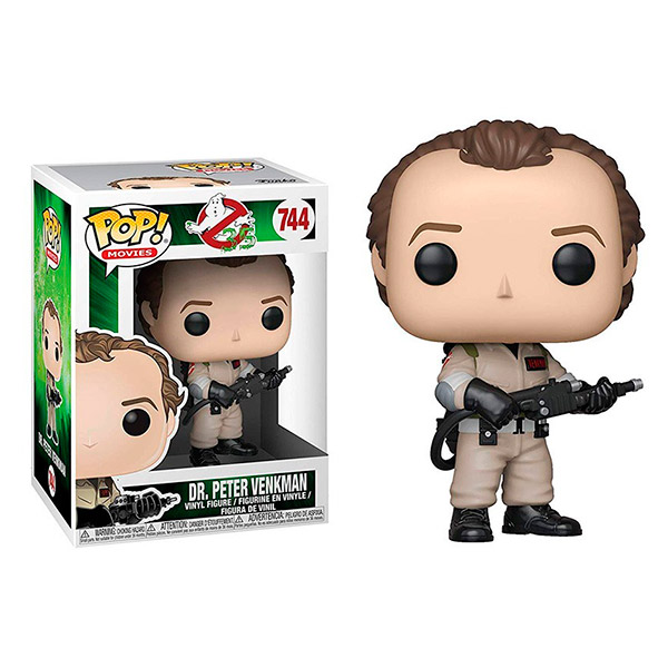 Pop Dr.Peter Venkman 744