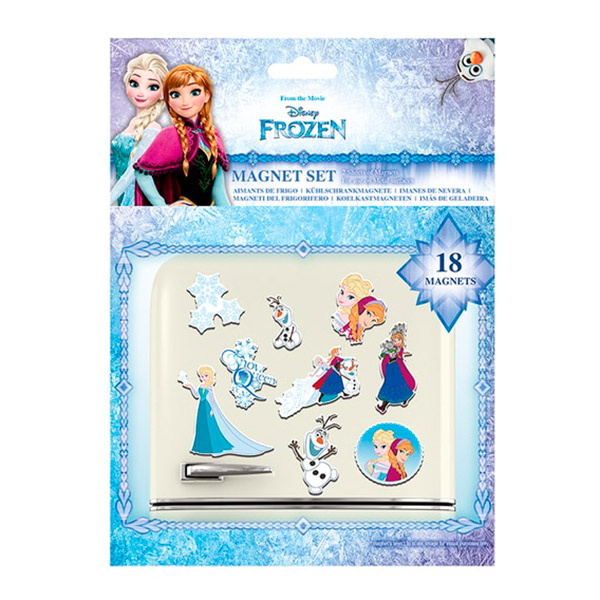 Set Imanes Frozen