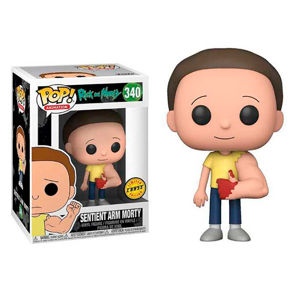 Pop Sentient Arm Morty 340 Chase