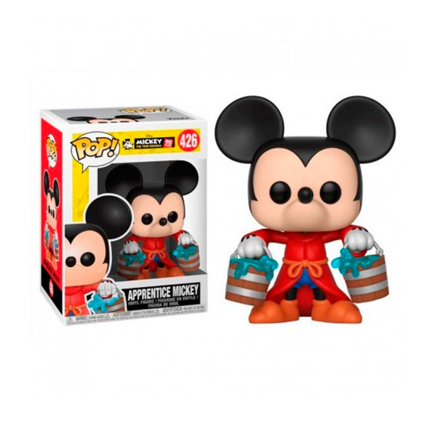 Pop Mickey Mouse Apprentice Mickey 426