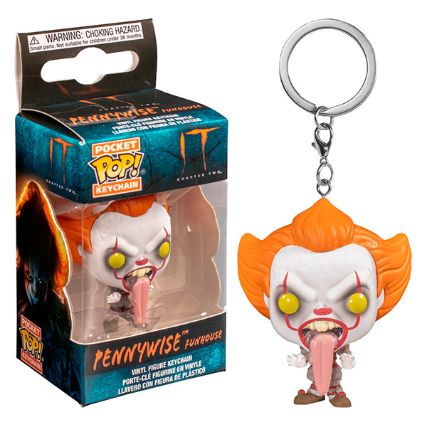 Pocket Pop Pennywise with Dog Tongue