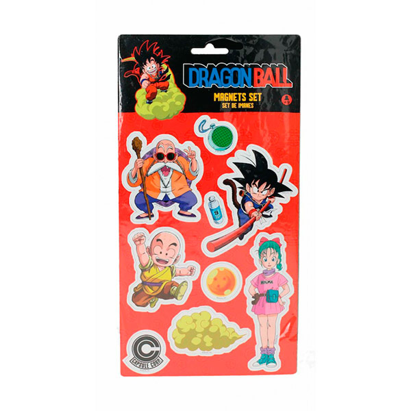 Set Imanes DragonBall