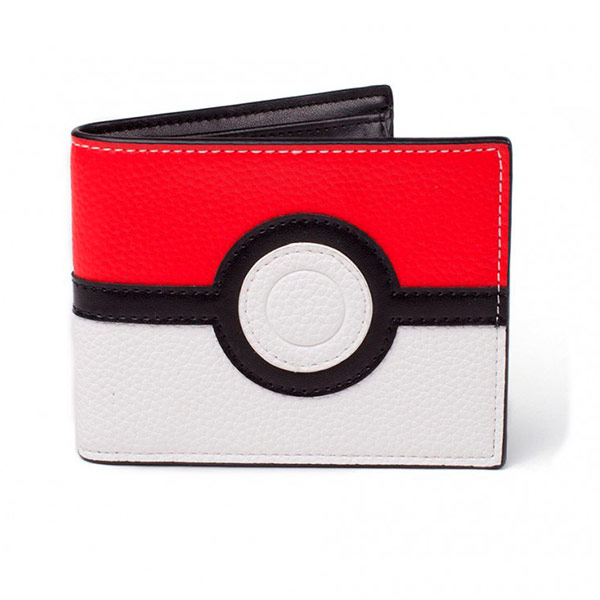 Cartera Pokemon Pokeball