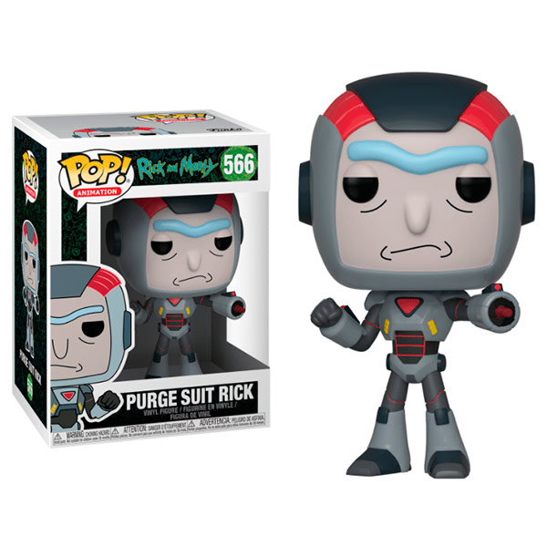Pop Purgue Suit Rick 566