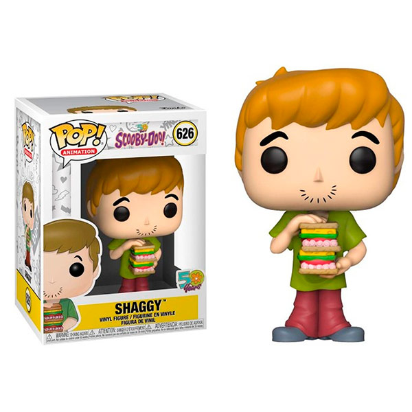 Pop Shaggy 626