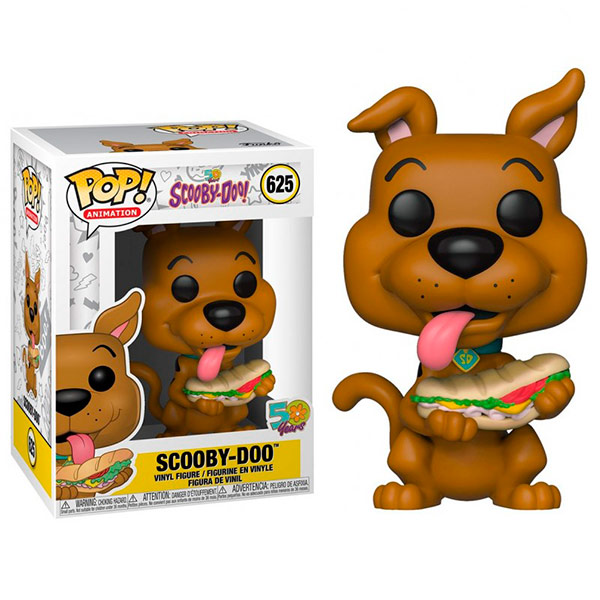 Pop Scooby Doo 625