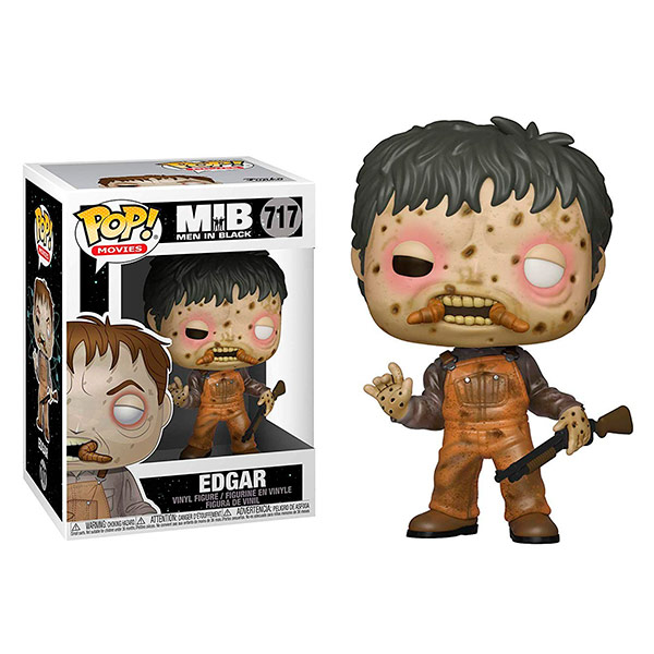 Pop MIB Edgar 717
