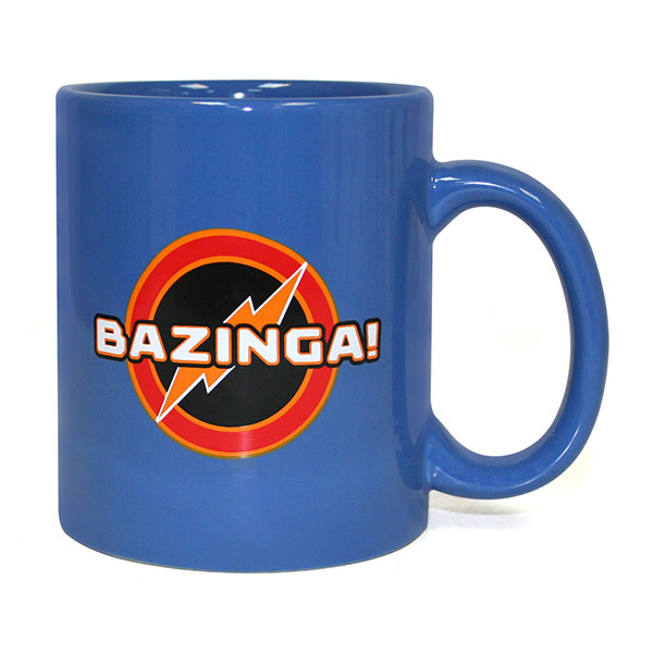 Taza Big Bang Bazinga