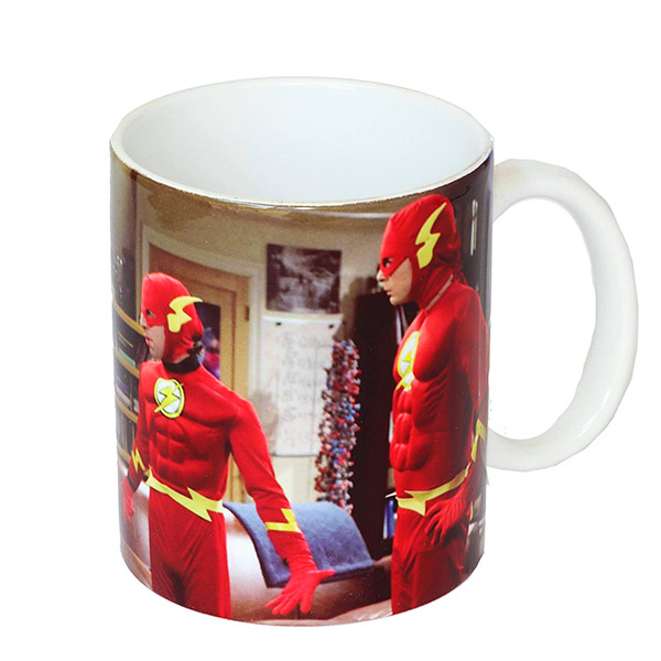 Taza Big Bang Flash