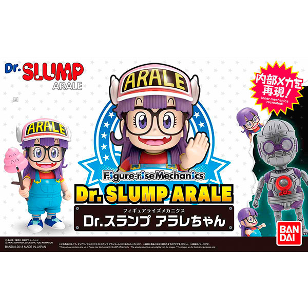 Kit Modelaje Dr. Slump Arale