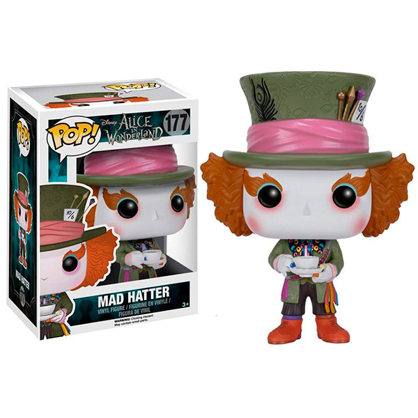Pop Mad Hatter 177