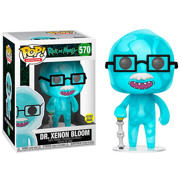Pop Dr.Xenon Bloom 570