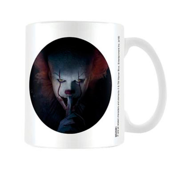 Taza It You Will Float Too