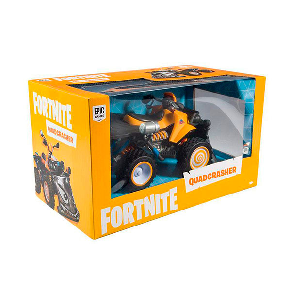Figura Fortnite Quadcrasher