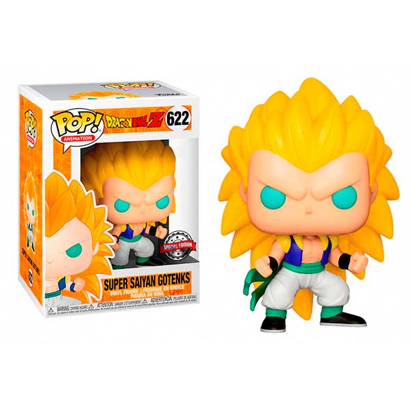 Pop Super Saiyan Gotenks Special Edition