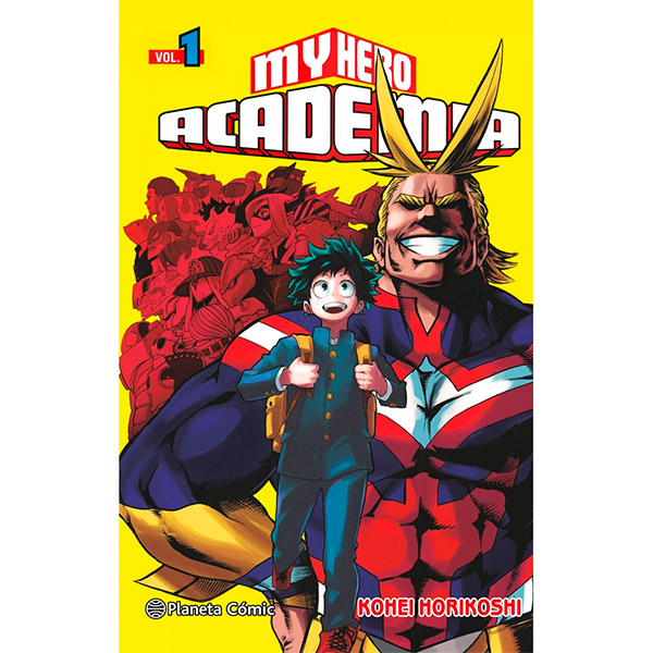 My Hero Academia Vol.1