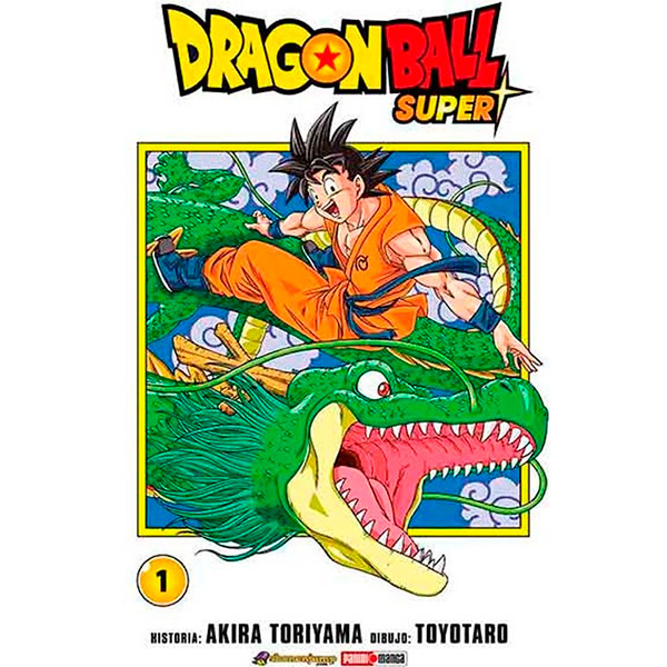 DragonBall Súper Vol.1