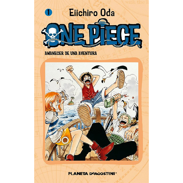 One Piece Vol.1