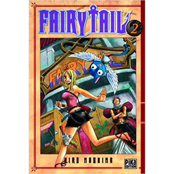 Fairy Tail Vol.2