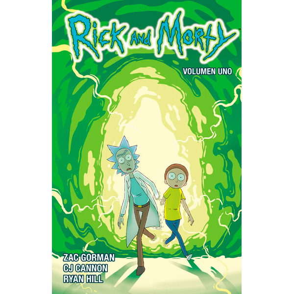 Rick y Morty Vol.1