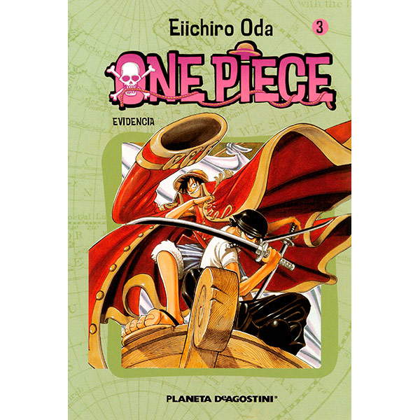 One Piece Vol.3