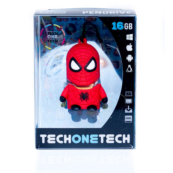 Memoria USB 16GB Spider-Man