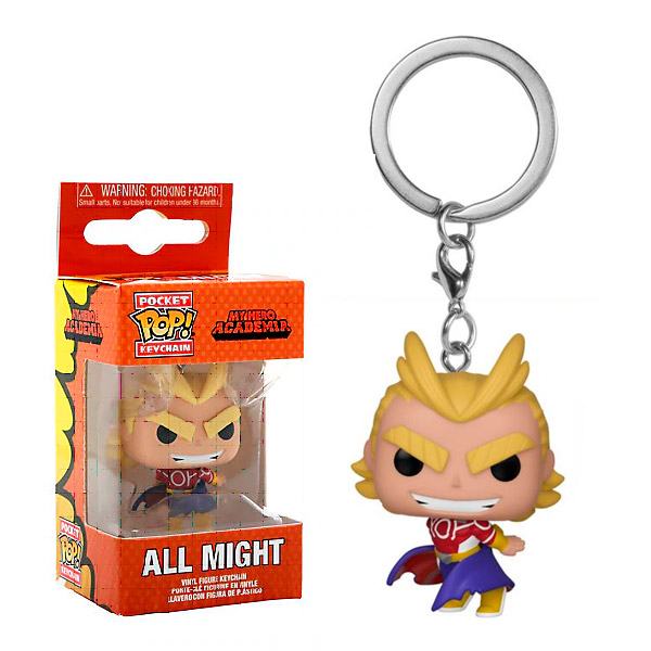 Pocket Pop All Might