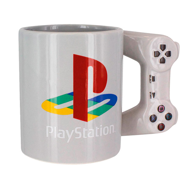 Taza 3D Mando Playstation