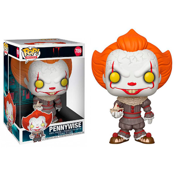 Pop Pennywise with Boat 786 - 25cm