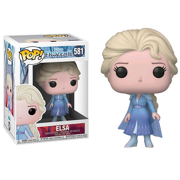 Pop Frozen II Elsa 581
