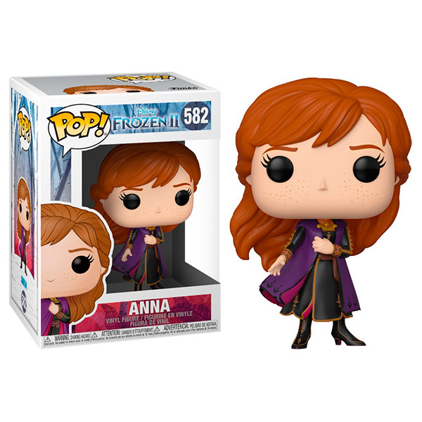 Pop Frozen II Anna 582