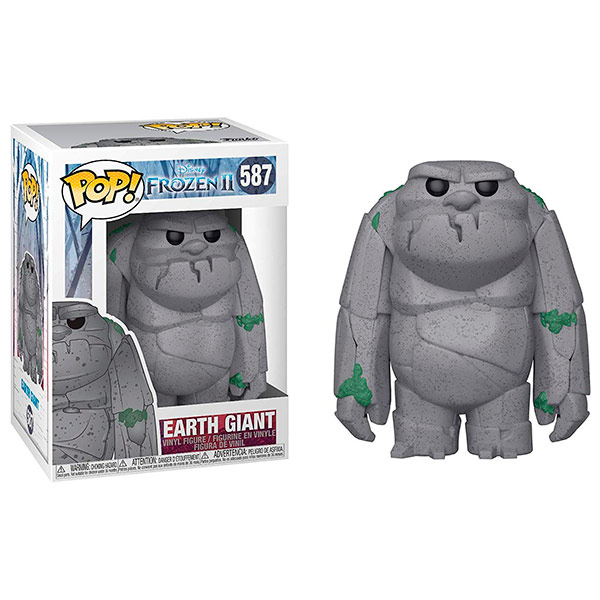 Pop Frozen II Earth Giant 587