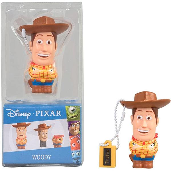 Memoria USB 8GB Toy Story Woody