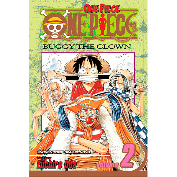One Piece Vol.2