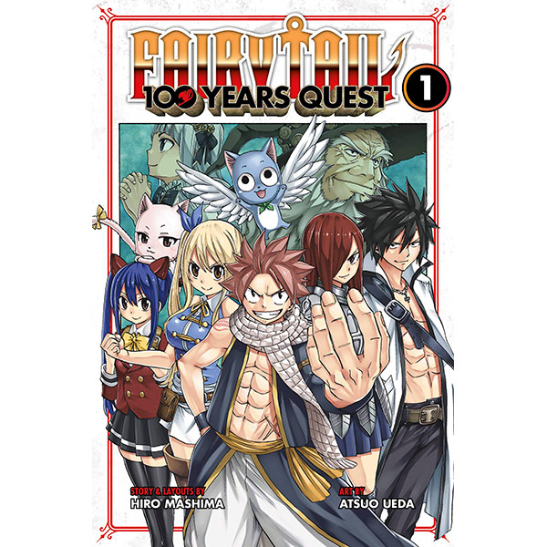 Fairy Tail 100 años Vol.1