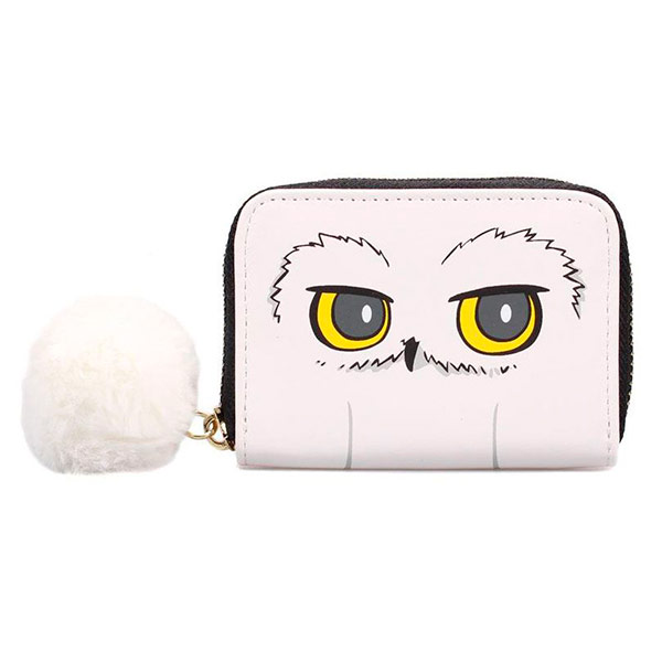Monedero mini Hedwig