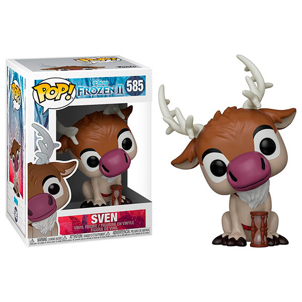 Pop Frozen II Sven 585