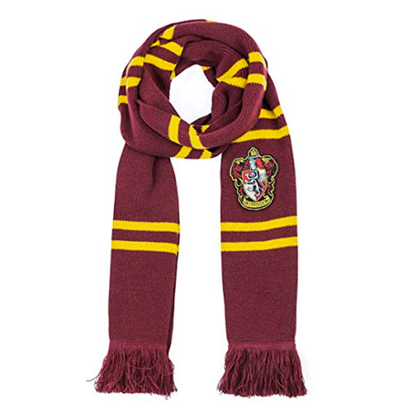 Bufanda Harry Potter Gryffindor 120cm