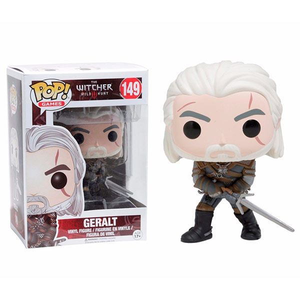 Pop The Witcher III Geralt 149