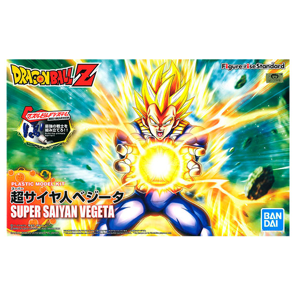 Figura Vegeta Model Kit 16cm