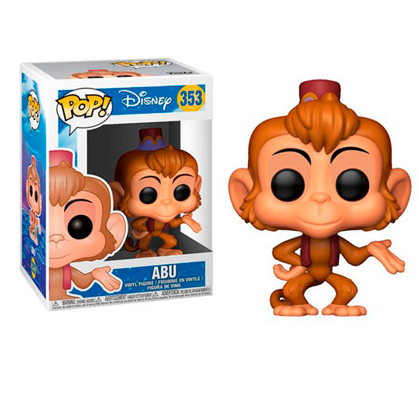 Pop Abu Aladdin 353