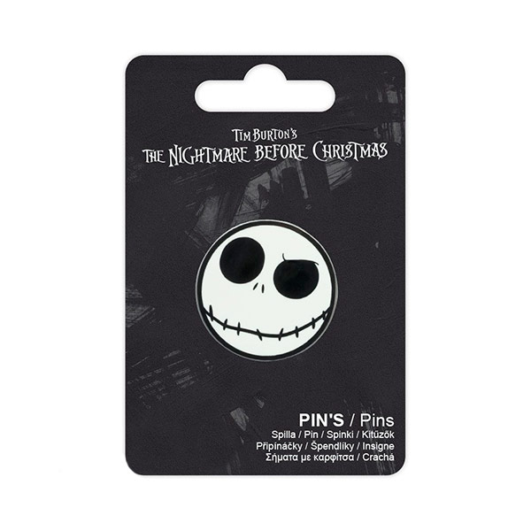 Pin Jack Skellington