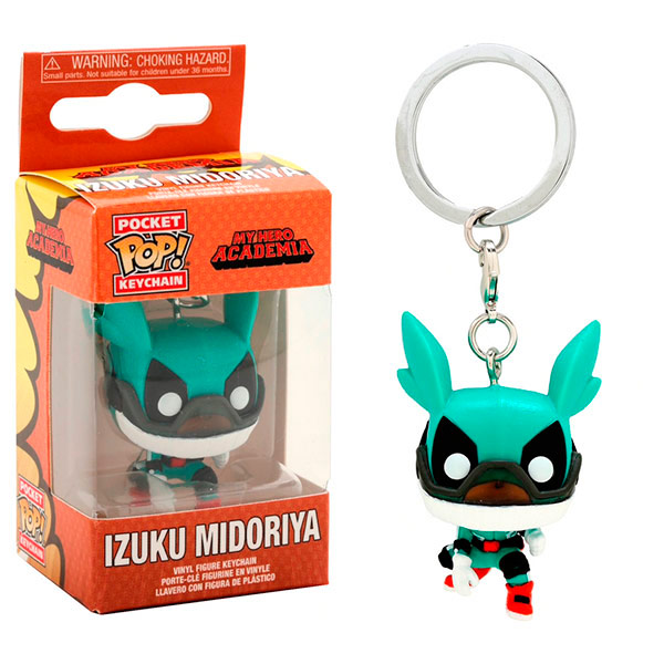 Pocket Pop Izuku Midoriya