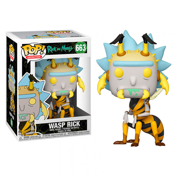 Pop Wasp Rick 663