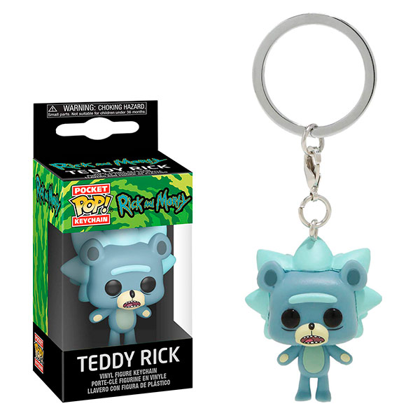 Pocket Pop Teddy Rick