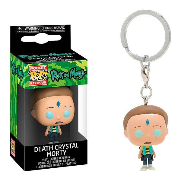 Pocket Pop Death Crystal Morty