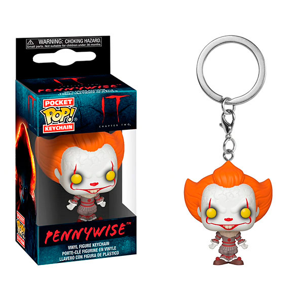 Pocket Pop Pennywise Arms